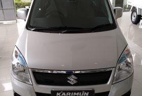 Harga Suzuki Karimum Wagon R GL Silver