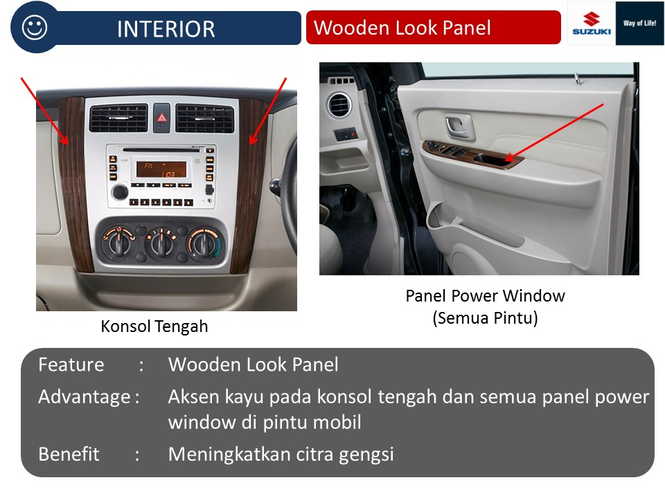 NEW WOODEN PANEL LUX AUDIO