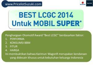 BEST LCGC 2014