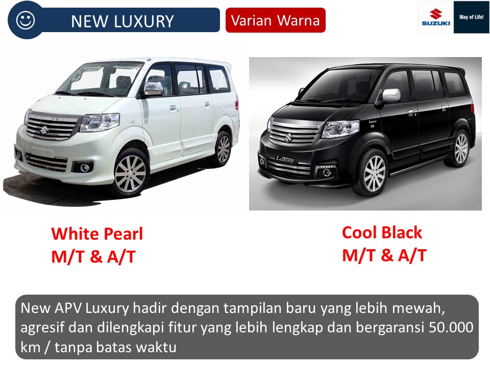 new lux warna