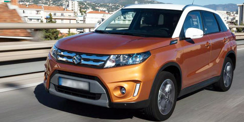 All new vitara - ALL New Suzuki Vitara 2015 launching di dunia