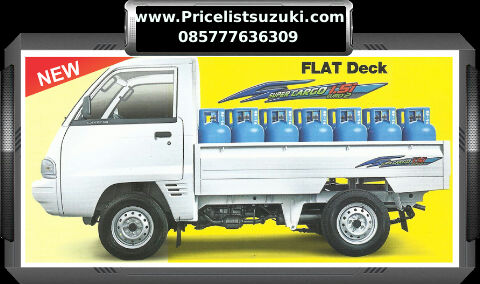 Suzuki Carry Pick-up FD