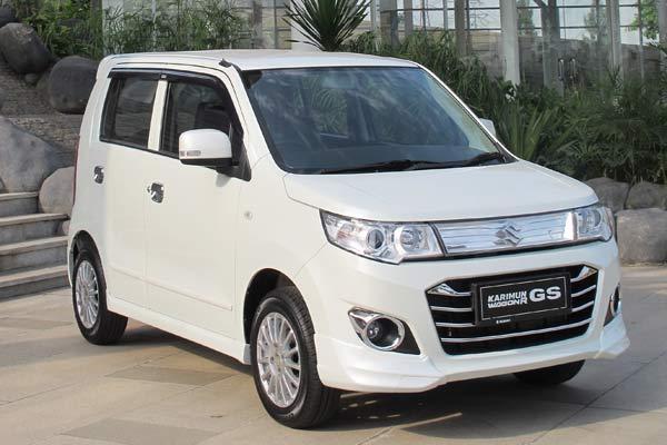 20141028 071834 Suzuki Wagon R GS 01 - Suzuki Karimun Wagon R GS