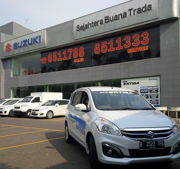 Foto Dealer Suzuki ERTIGA
