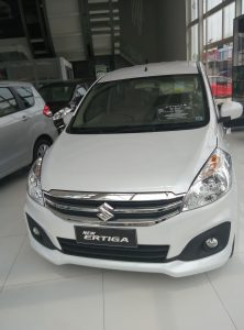 NEW ERTIGA GL MT AT