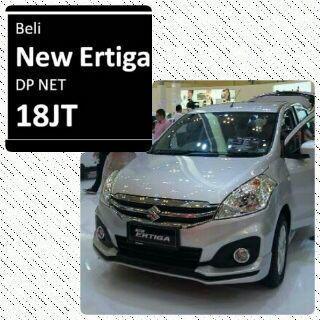 DP 18 Juta New ERTIGA1 - Promo Suzuki New ERTIGA DP 18 Juta