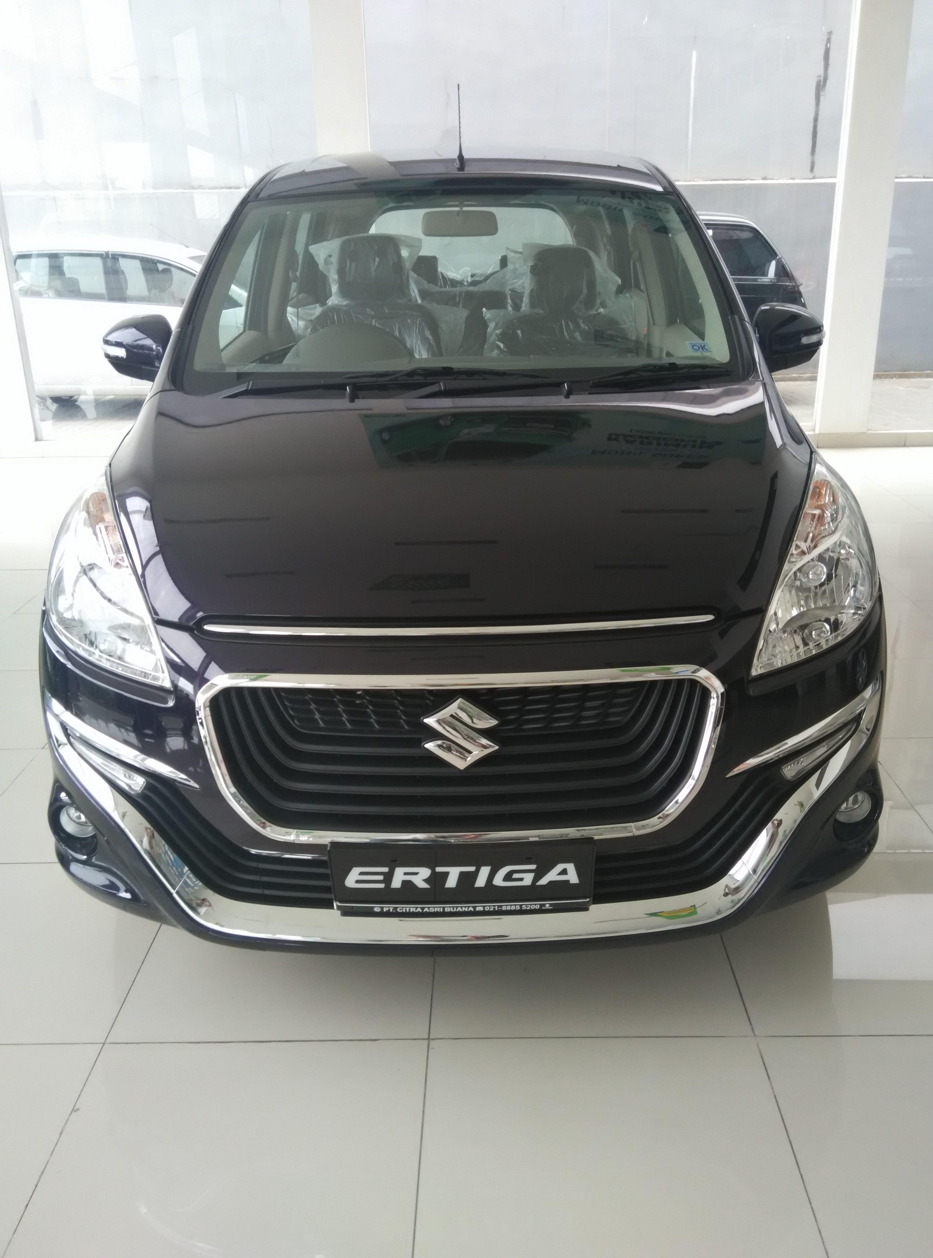 Dreza Gs depan - Suzuki ERTIGA Dreza