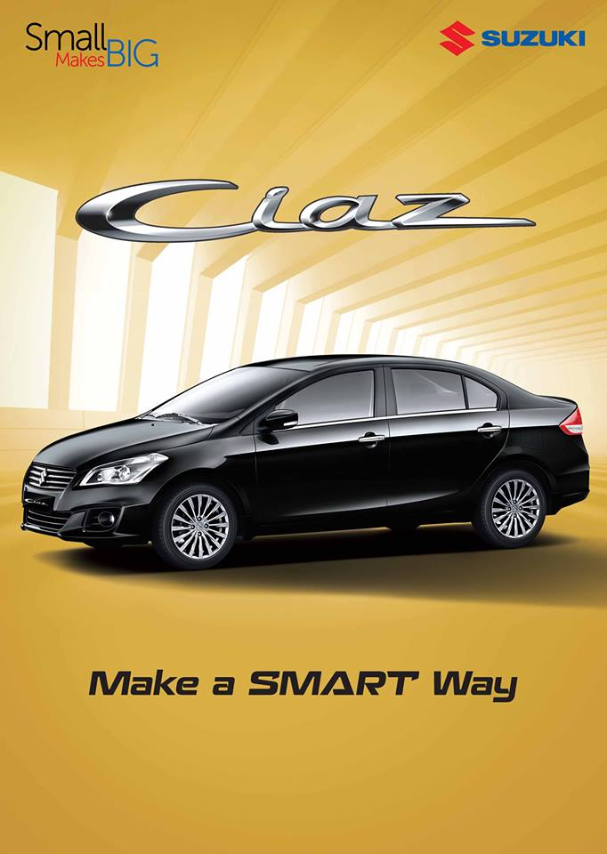 "ciazz ge - Suzuki Ciaz  "" Make A Smart Way """