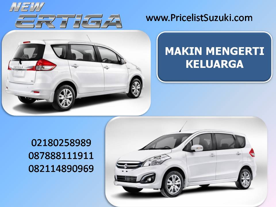 Selling Points New gggg - Spekfikasi Suzuki New ERTIGA 2016 terbaru