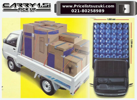 pickup web geo - Harga Suzuki Carry Pick Up baru