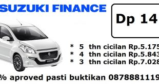 Suzuki finance ertiga dreza manual pasti aproved 310x165 - Harga kredit Suzuki Promo