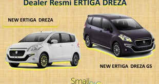 "dealer suzuki ertiga dreza 310x165 - Suzuki Ertiga Dreza GS "" Everyday is New """