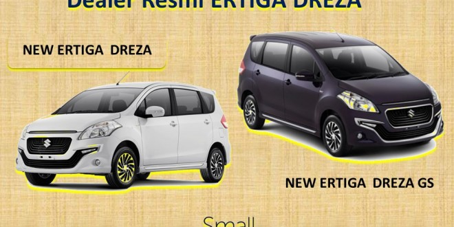 """dealer suzuki ertiga dreza 660x330 - Suzuki Ertiga Dreza GS """" Everyday is New """""""