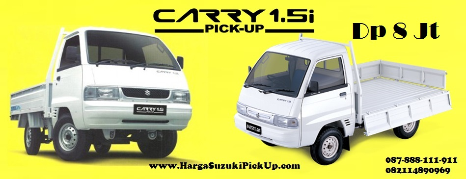harga suzuki pick up dp 8 juta