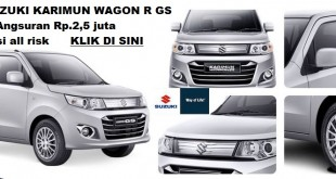 wagon gs mt ANSURAN 25 JUTA 310x165 - kredit murah Suzuki Karimun Wagon R GS