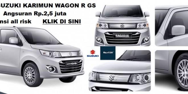 wagon gs mt ANSURAN 25 JUTA 660x330 - kredit murah Suzuki Karimun Wagon R GS