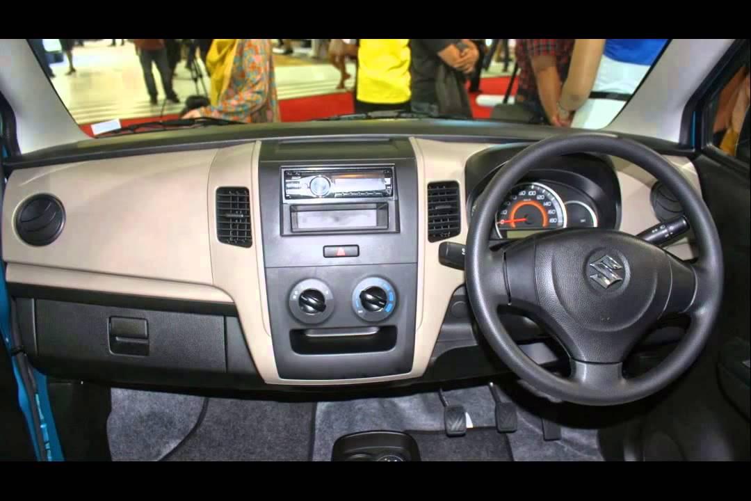 tampak dalam interior Suzuki karimun wagon r GL