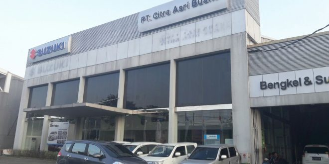 PT.Citra ASri BUana Dealer Suzuki bekasi selatan