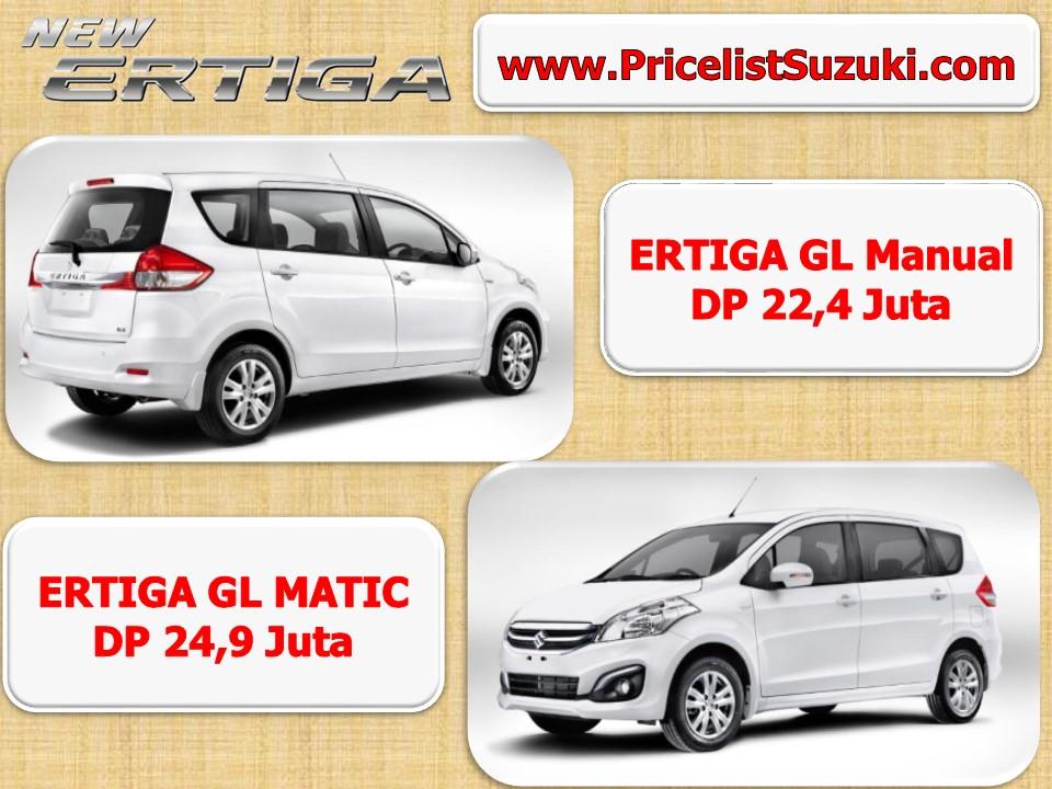 Suzuki New Ertiga Promo lebaran 2016