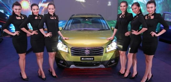 Suzuki SCross indonesia