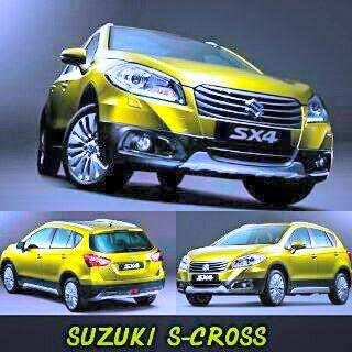Foto gambar suzuki scross / s-cross