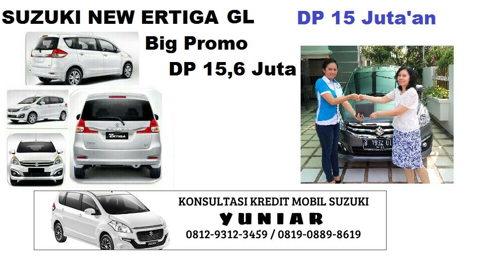 Suzuki New Ertiga Dp 15 Juta Promo Suzuki - Harga Promo Kredit Suzuki mobil September Ceria
