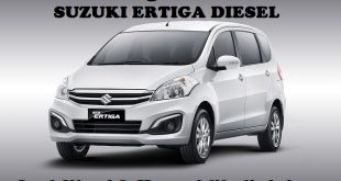 Suzuki Ertiga Diesel 310x165 - Suzuki Ertiga Diesel dengan mesin Hibrida ringan