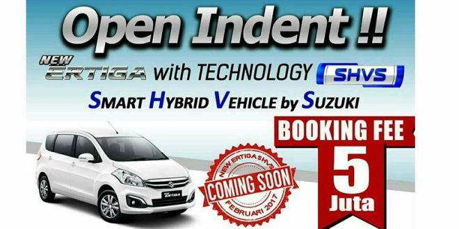 open indent Suzuki Ertiga Diesel 660x330 - di buka pemesanan awal Suzuki Ertiga Diesel