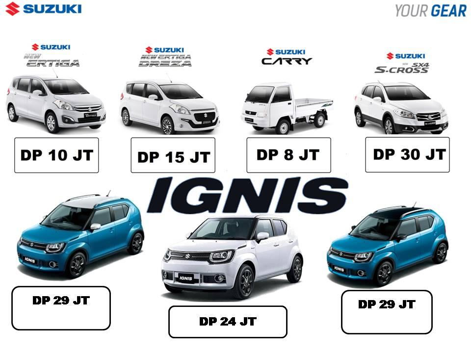 promo suzuki mobil IGNIS 2017 - Kredit mobil Suzuki IGNIS sampai 5 tahun