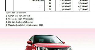 Promo Suzuki IGNIS dp 14 Juta 310x165 - Kredit mobil Suzuki IGNIS sampai 5 tahun