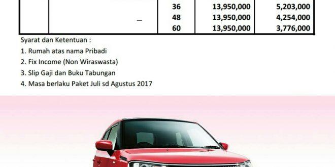 Promo Suzuki IGNIS dp 14 Juta 660x330 - Kredit mobil Suzuki IGNIS sampai 5 tahun