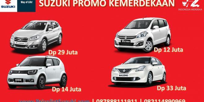 Suzuki Promo Kemerdekaan 660x330 - Suzuki Promo Kemerdekaan Dp Ringan