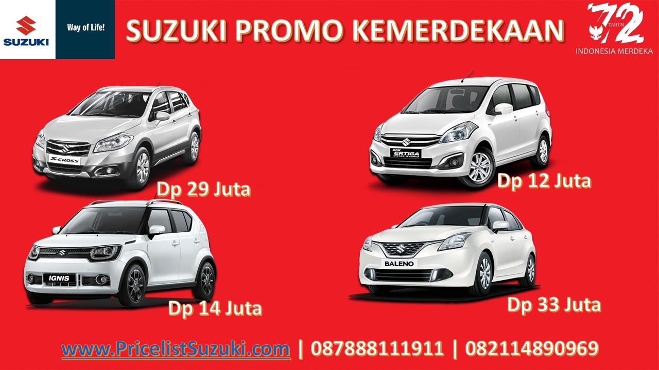 Suzuki Promo Kemerdekaan - Suzuki Promo Kemerdekaan Dp Ringan