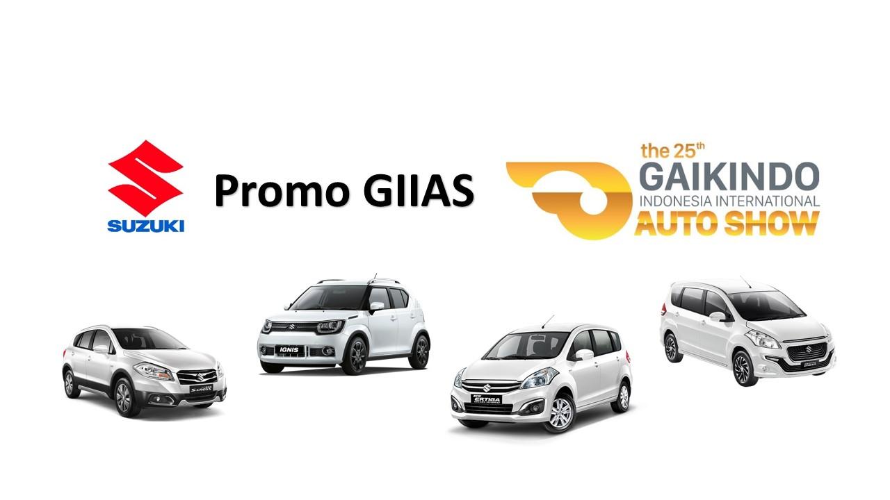 Suzuki Promo di GIIAS ICE BSD - Promo Suzuki Di GIIAS ICE BSD