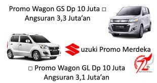 Wagon R Paket Merdeka Punya Mobil 310x165 - Wagon GS Dp 11 Juta Promo Akhir Tahun