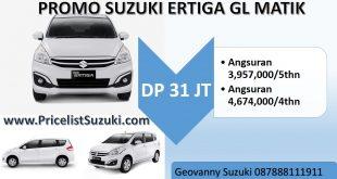 31 juta ertiga gl matik dp promo murah 310x165 - Promo Kredit Suzuki Ertiga GL MT & AT