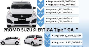 Promo Dp Murah Ertiga Ga Standart cicilan ringan 310x165 - Jual Suzuki Ertiga Dengan Harga Promo Terbaik