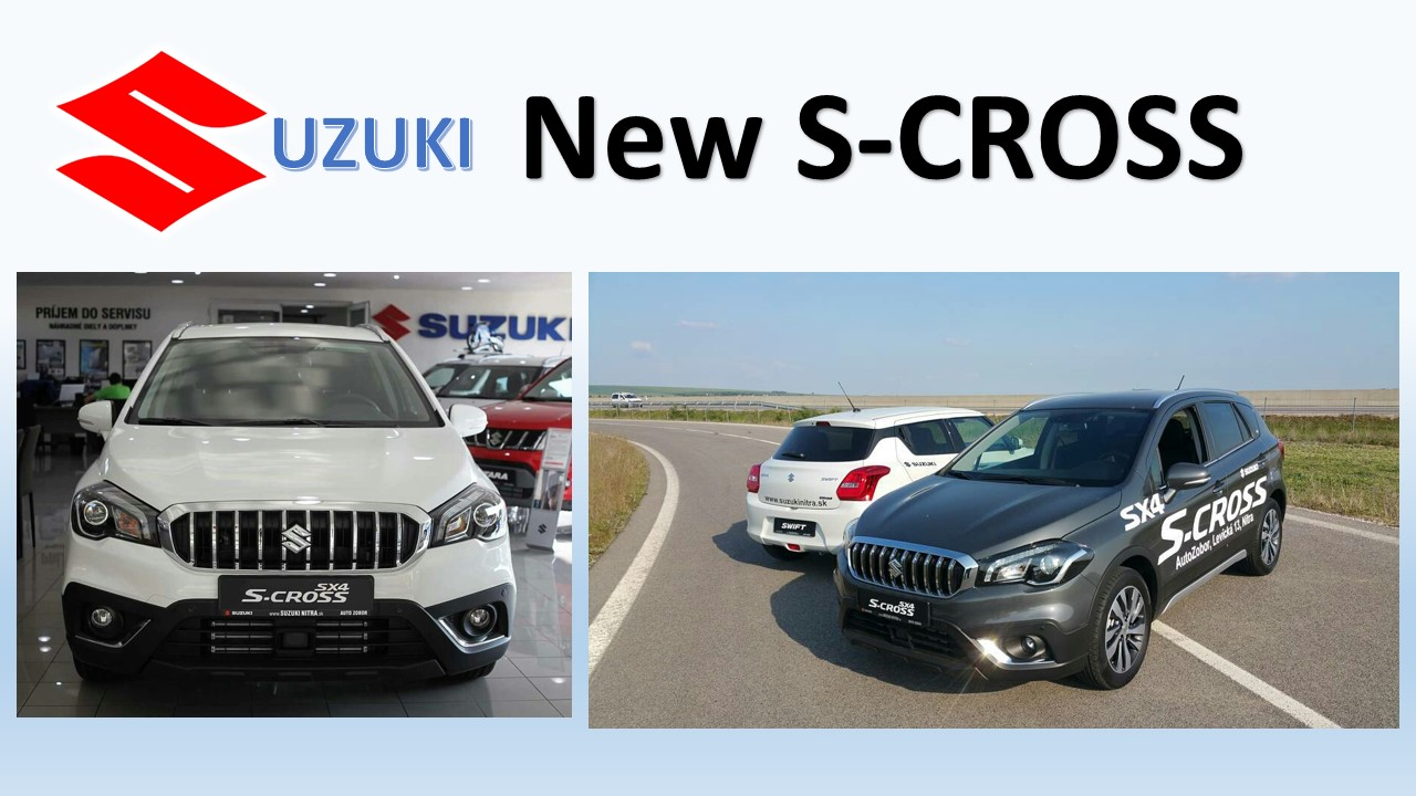 Suzuki New Scross - Harga Kredit Promo Suzuki S-Cross Indonesia