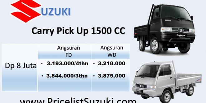 promo pick up dp murah 8 juta 660x330 - Pick Up Suzuki Carry Dp 8 Juta
