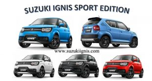 Suzuki iGnis Sport Edition all colour 087888111911 1 310x165 - Harga Kredit Suzuki IGNIS Sport Edition
