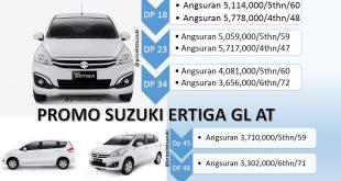 Harga Kredit Suzuki Ertiga GL Otomatis tahun 2018 Angsuran dan cicilan nya 310x165 - Harga Suzuki Ertiga GL Otomatis Tahun 2018 Promo Kredit