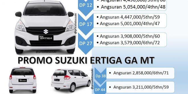 Harga Suzuki Promo Ertiga GA Manual 2018 Sales Geovanny 087888111911 1 660x330 - Harga Kredit Suzuki Ertiga Tipe Ga 2018