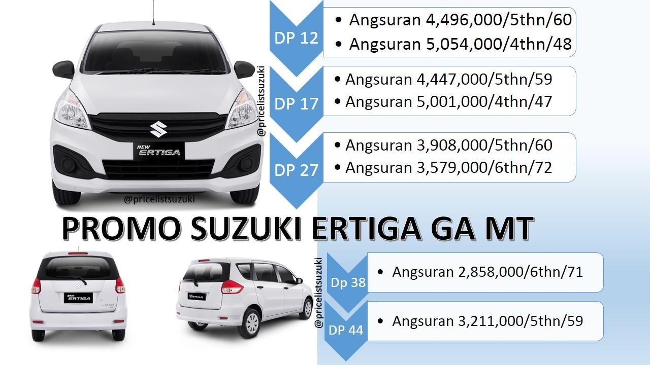Harga Suzuki Promo Ertiga GA Manual 2018 Sales Geovanny 087888111911 1 - Harga Kredit Suzuki Ertiga Tipe Ga 2018