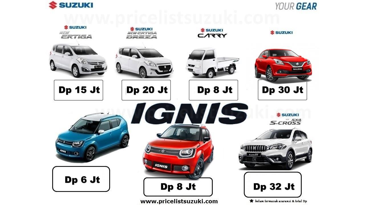 Hot Harga Promo Suzuki Termurah Geovanny 2018 - Harga Suzuki Mobil Maret 2018
