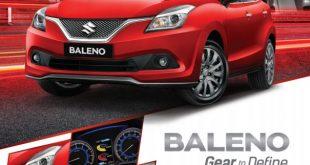 Suzuki Baleno Hatchback Gear to Define 310x165 - Harga Suzuki Baleno 2018 & Paket Kredit Cicilan