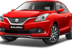 Hero Angle Suzuki Baleno Red 280x190 - New Baleno HatchBack
