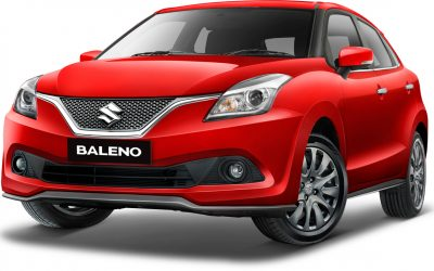 Hero Angle Suzuki Baleno Red 400x250 - New Baleno HatchBack