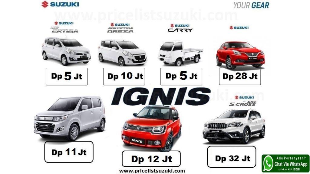 Promo Mobil Suzuki Termurah 2018 2 1024x576 - Kredit mobil Suzuki IGNIS sampai 5 tahun