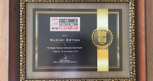 Suzuki Ertiga The Highest Customer Satisfication Index Overall  310x165 - Suzuki Ertiga Mobil Paling Memuaskan Konsumen