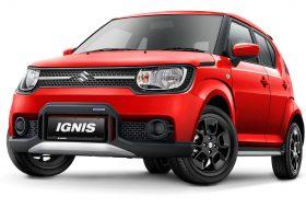 ignis sport red 280x190 - Suzuki Ignis Angsuran 1,5 Juta an